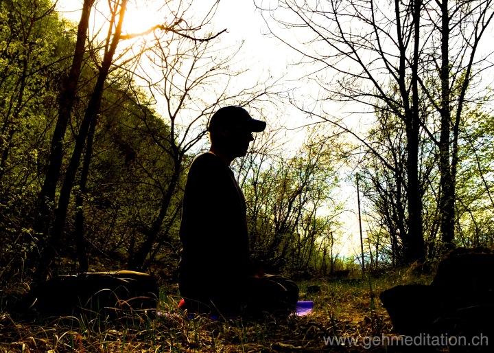 Sitzmeditation & Gehmeditation